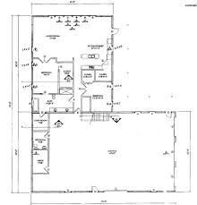 Pole Barn Home Floor Plans Barndominium Floor Plans Pole Barn House Plans And Metal Barn
