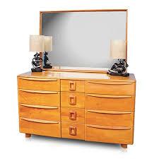 MidCentury Modern Furniture HW Encore Triple Dresser - Encore furniture