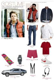 back to the future costume marty mcfly back to the future costume