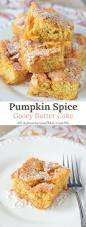 Best Pumpkin Cake Mix by Pumpkin Spice Gooey Butter Cake Recipe Cake Mix Recipes Gooey