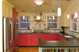 multi color kitchen ideas 15 adorable multi colored kitchen designs home design lover