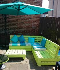garden furniture from wooden pallets timber packing cases casa