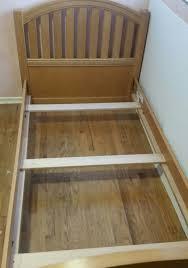 wood twin bed frame plan fixing split wood twin bed frame u2013 twin
