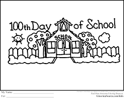 100 day of clipart clipart collection 100 day printable