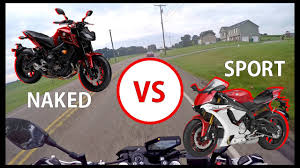 Most Comfortable Street Bike Bike Vs Sport Bike Which Should You Buy Youtube