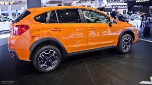 subaru xv crosstrek body kit 2012 subaru xv australian pricing autoevolution