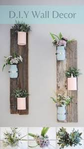 Mason Jar Home Decor Ideas Fall Wall Sconce Individual Mason Jar Sconce Flower Vase Mason