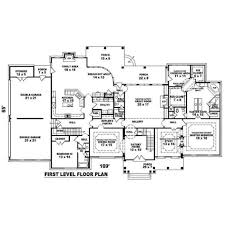 apartments big houses floor plans large house plan big garage
