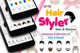 hair style photo editor android apps on google play