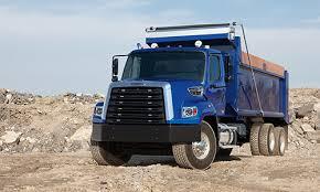 freightliner dump truck the vocational severe duty 108sd freightliner trucks