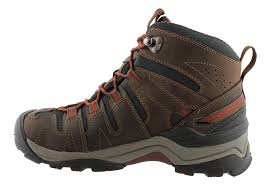 keen gypsum mid mens waterproof wide fit hiking boots brand