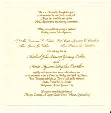Wedding Invitation Cards Messages Buddhist Marriage Matter In English Marriage Invitation Card