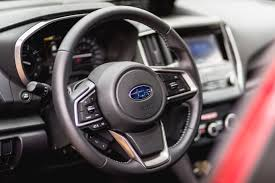 subaru impreza steering wheel 2017 subaru impreza base says it all