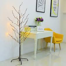 100 lighted twigs home decorating twig lights bendable