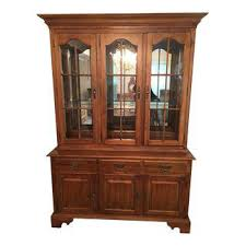 Gently Used Ethan Allen Furniture Save Up To  At Chairish - Ethan allen maple dining room table
