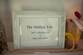 tree signing for wedding fingerprint tree poem wedding fingerprint