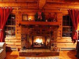 christmas screensavers dog laying by fireplace u2013 halloween wizard