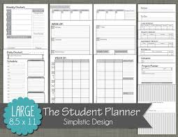 printable organization quiz for students the polka dot posie our new student planners are here