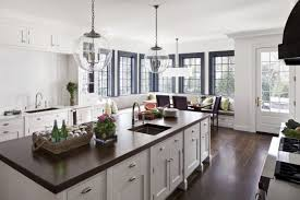 Lights In The Kitchen by Position Pendant Lights Over An Island Wearefound Home Design