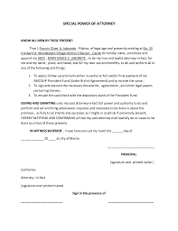 power of authority template printable sle power of attorney template form real estate
