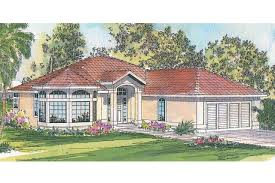 House Plans Mediterranean Mediterranean House Plans Velarde 11 051 Associated Designs