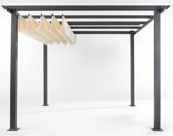 Homemade Retractable Awning Diy Pergola Canopy Home Design Styles