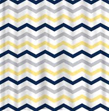 Gray And White Chevron Curtains by Navy Chevron Curtains For The Boys Room Blackout Panels Navy