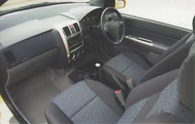 Hyundai Getz Interior Pictures Hyundai Getz Hatchback 2002 2009 Photos Parkers