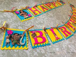 moana birthday party decor popsugar moms