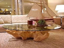 Tree Trunk Table Living Room Best Diy Home Inspo Tree Stump Coffee Tables A Pair