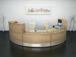 Mobile Reception Desk by Receptiv Reception Desks