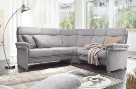 wohnlandschaft justin sofa in stoff hartmann wohnideen