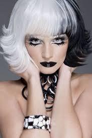 halloween wigs walmart com the 25 best cruella deville wig ideas on pinterest cruella