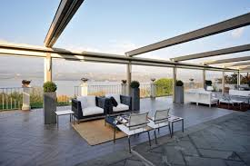 Awning Over Patio Retractable Awning Over Deck Contemporary Patio Sydney