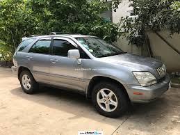 lexus rx300 driver s seat rental cars own driving lexus rx300 suv in phnom penh on khmer24 com