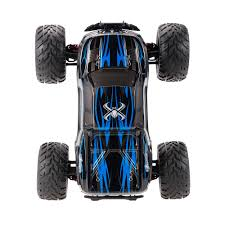 rc monster jam trucks blue us xinlehong toys 9115 2 4ghz 2wd 1 12 40km h electric rtr