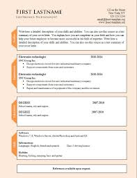 resume template word free 28 images 85 free resume templates
