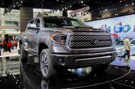 2018 Toyota Tundra Updated With Diesel Release Date Rumors
