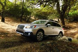 offroad subaru outback all new subaru outback is roomiest most capable outback ever