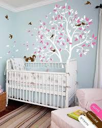 stickers arbre pour chambre bebe stickers chambre bebe fille sticker mural au motif enfant