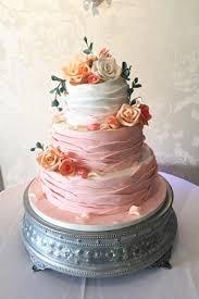 peach ombre wedding cake wedding cakes coral ombre cake wedding cakes pinterest
