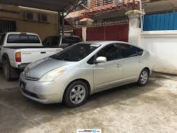 toyota prius 2004 full option silver color in phnom penh on