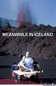 Iceland Meme - meanwhile in iceland by ericruijun meme center