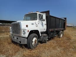 dump truck ford ln800 s a flatbed dump truck 5 500 00 l w brown company
