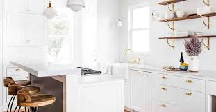 Kitchen With Only Lower Cabinets The Best Paint Colors For Your Kitchen According To The Pros