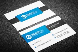 simple creative business card template 12 graphic pick
