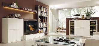 wohnzimmer in braun und weiss modern gestaltet wohnzimmer musterring idee technologien braun