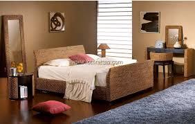 Bedrooms Furnitures by Rattan Bedroom Furnitures Sets Rattan Beds Rattan Nightstand