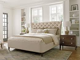 Stanton Home Furnishings by Macarthur Park Mulholland Upholstered Platform Bed Lexington