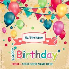online design birthday card birthday card how to create a birthday